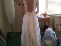 homemade wedding dresses