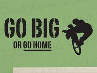 ~☆ GO BIG ☆~