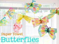 Caterpillar-Butterfly Unit Study