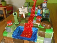 Party Ideas-Minecraft