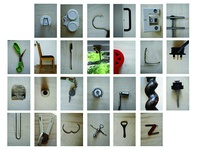 Alphabet objects