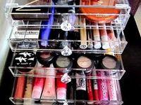 Vanity, Makeup Organization & Decor for BEAUTY Room