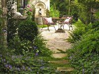 Gardening &Entry doors & Outdoor space