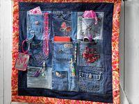 Jeans, denim, crafts, sewing