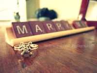 one day, maybe marriage
