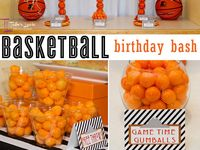 Julian's 7th birthday party ideas