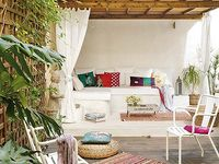 Patio, Garden and Natural Playspaces