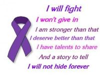 Raising awareness about domestic violence. Let's start talking about it. #stopdv #saynomore #ownyourstrength