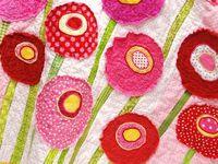 make [fabrics. fibers]
