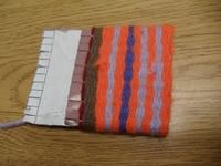 kid art - weaving