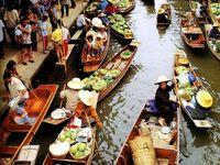 Street Markets and Bazaars.....