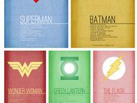 DC Universe Superheroes & Villains