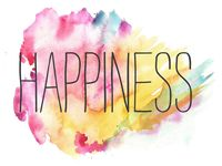 HAPPINESS IS..............