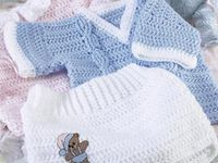 Crochet: Diaper Covers & Sets