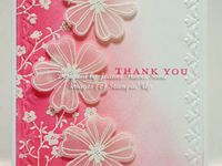 Stampin up flower cards
