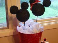 Minnie & Mickey birthday