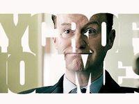 Mark Gatiss (Mycroft Holmes)