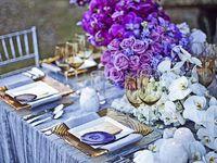 Purple Weddings and Soirees