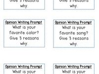 third grade persuasive writing prompts