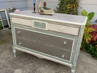 Creative Ideas for Painted Furniture