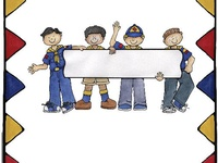 things I LOVE to do...Cub Scouts