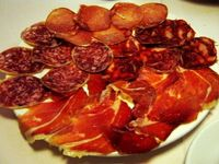Food from Spain