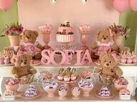 Mesas de dulces  de fiestas
