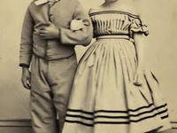 Historical Children's Fashions -American Civil War