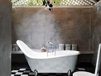 ...INTERIOR...A Bath Tub Definitely....
