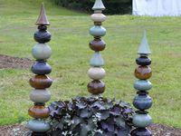 garden- totems
