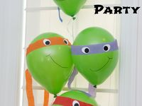 Party Planning: TMNT