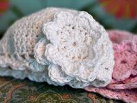 Crochet- Baby Hats & stuff for donating