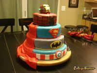 cake party ideas