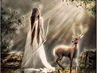 Gods/Goddesses and Mythology