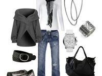 My Style-Clothes and Hair