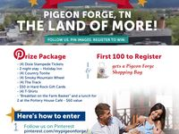 Pigeon Forge Pin2Win