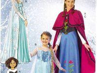 Frozen outfit DIY
