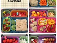 My new goal for 2014-2015, better and fun lunches for all three children! Bento boxes for everyone!