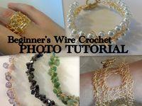 wire crotchet