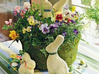 Easter and Spring!