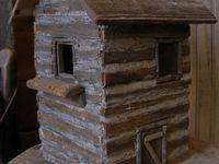 Prim Birdhouses..