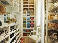 Closets/Organization