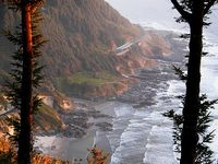 Bucket list trip. I want to see the Sister's Quilt Show! And to see the Pacific ocean.