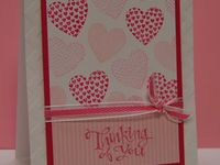 Stampin up a storm