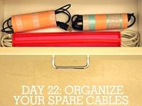 Organization for Mrs.OCD! Yep I admit it