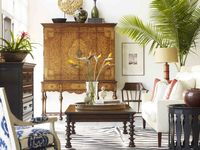 Colonial/Oriental Style