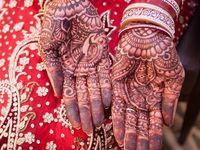 Design ideas for my bridal mehndi