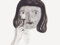 portraits and art <3