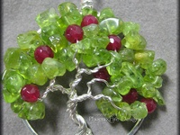 jewellery:  tree
