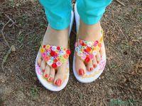 Flip Flop Craftiness
